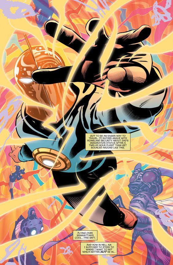 Doctor Fate 14 Superhero Wallpaper Comics Universe Justice League Dark