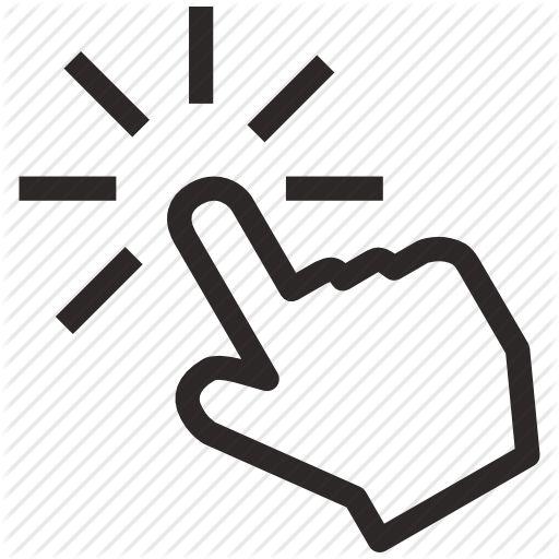 click, cursor, finder, finger, hand, marketing ...