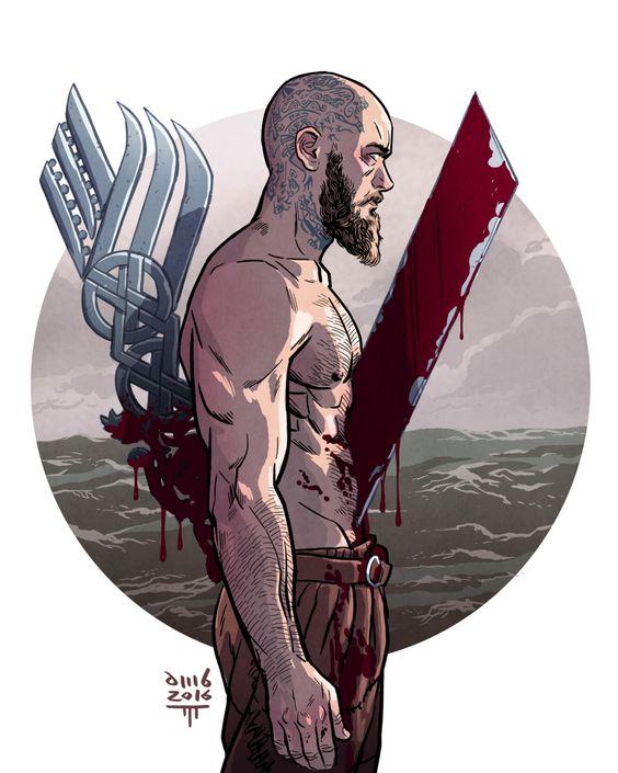 DAVID M. BUISAN artwork
