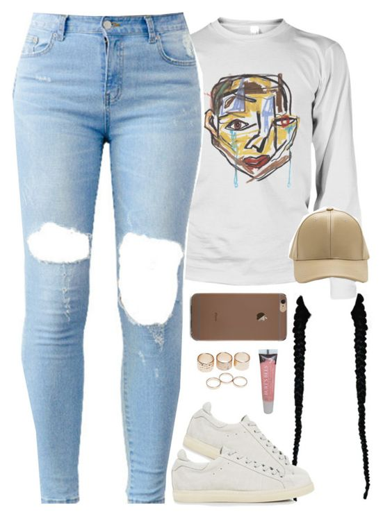 """""""simplicity"""" by daisym0nste ❤ liked on Polyvore featuring IRO, Burt's Bees and Wet Seal"""