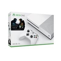 Xbox One S 500GB Console - Halo Bundle - Available August 23, 2016
