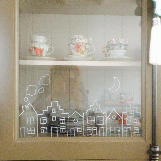 Sinterklaas window painting •Marije Zijderlaan-Daanen