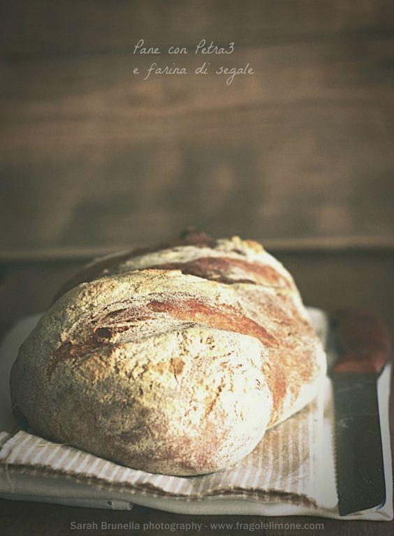 Pane di segale - Fragola & Limone