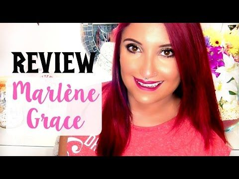 Review MARLÈNE GRACE | Marca LowCost | Claudia Cienfuegos - YouTube