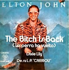 Image result for elton john candle in the wind 70s