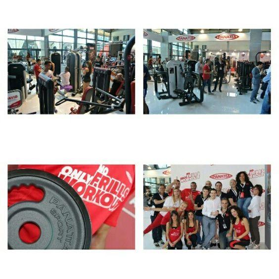 Panattasport  Rimini wellness 2015