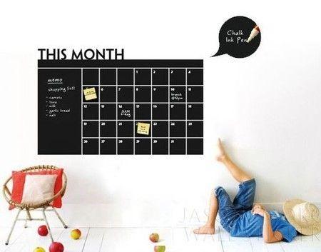 Adesivo Calendário Mensal