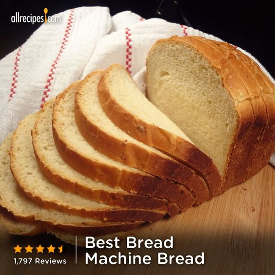 best bread machine bread