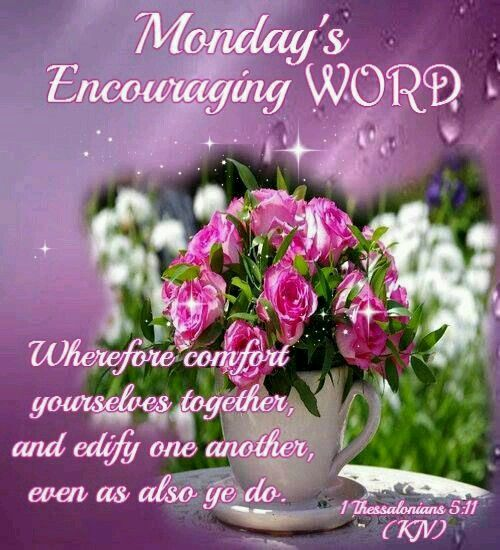 Monday Word MONDAY'S EN...