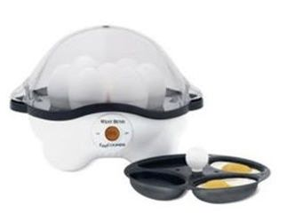 West Bend Automatic #Egg #Cooker cooks  your egg soft, hard boiled, poached or steam scrambled, try it at only $37.97: