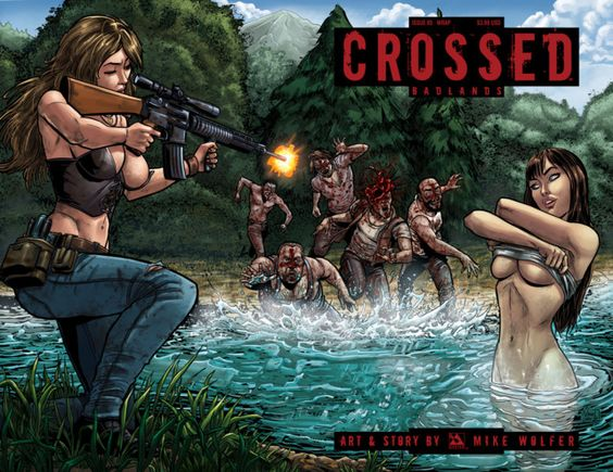 Crossed Badlands #85 - The Lesser of 2 Evil Chapter Five
