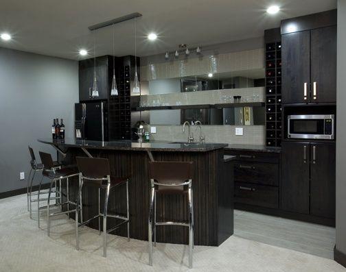 Basement Wet Bar Design Catalogs Basement Wet Bar Cabinetry
