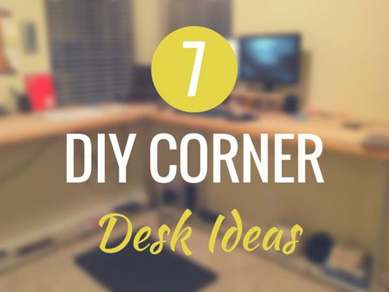 To help set you in the right direction, here are 5 DIY corner desk ideas you can…