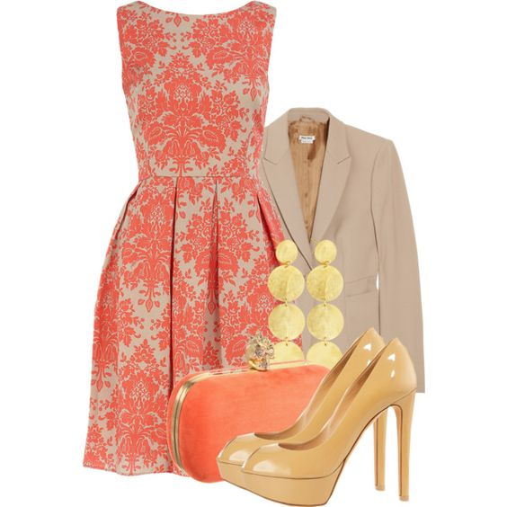 Great colors for a blonde..: Evening Combination, Outfit Idea, Dressy Outfit, Blazer, Dream Closet, The Dress, Work Outfit, Church Outfit