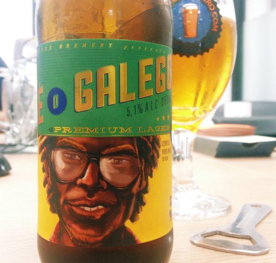 Bastards Zé, o Galego #cerveja #beer