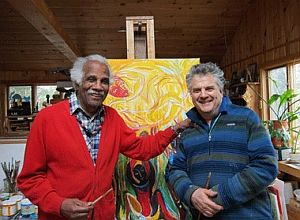 REGISTRATION IS OPEN !  2014 Islesford Painting Workshops With Henry Isaacs and Ashley Bryan