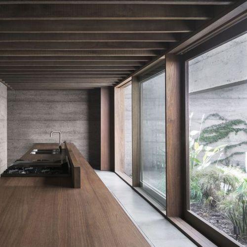 The Design Walker Concrete Interiors House Interior Interior Architecture