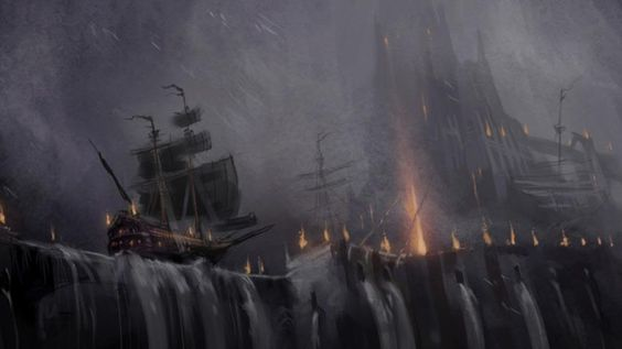 Spire Docks Concept From Fable Ii Fable Pinterest Fable Ii