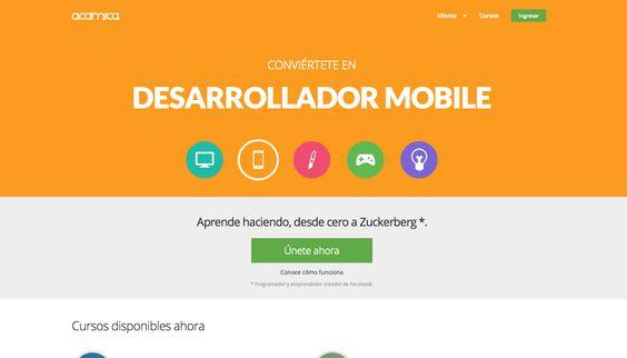 programacion web http://www.acamica.com/