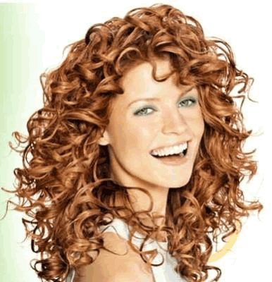 I wish I could look this cute with this kind of hair.
