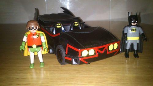 Hot toys marvel iron man 3 tony stark armor testing - Batman playmobil ...