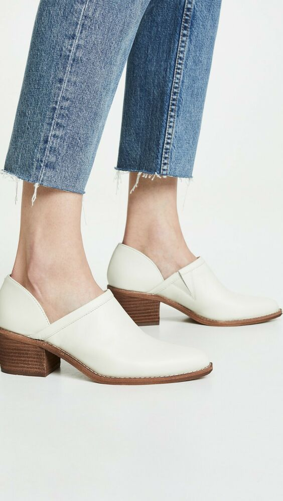 Madewell boots, Ankle strap shoes