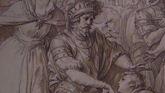 A relação entre D. Dinis e o filho, o futuro D. Afonso IV, não foi fácil. A mulher de D. Dinis, a rainha Santa Isabel, desdobrou-se em esforços para evitar que o conflito terminasse num banho de sangue.