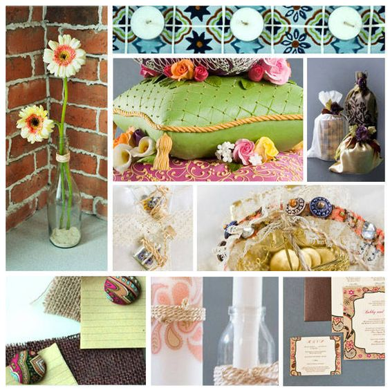 See how you can lace your event with a fun and laidback bohemian style.