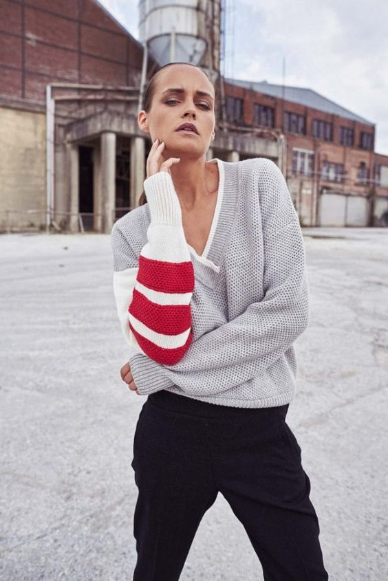 56 Women Pullover To Inspire Every Woman outfit fashion casualoutfit fashiontrends