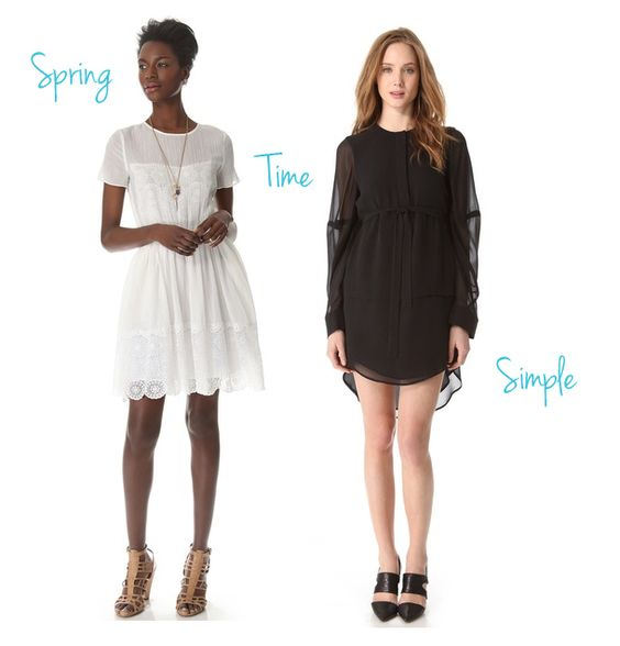 Lunch Break Craving: Spring Dresses    Breakfast at Cindi's
