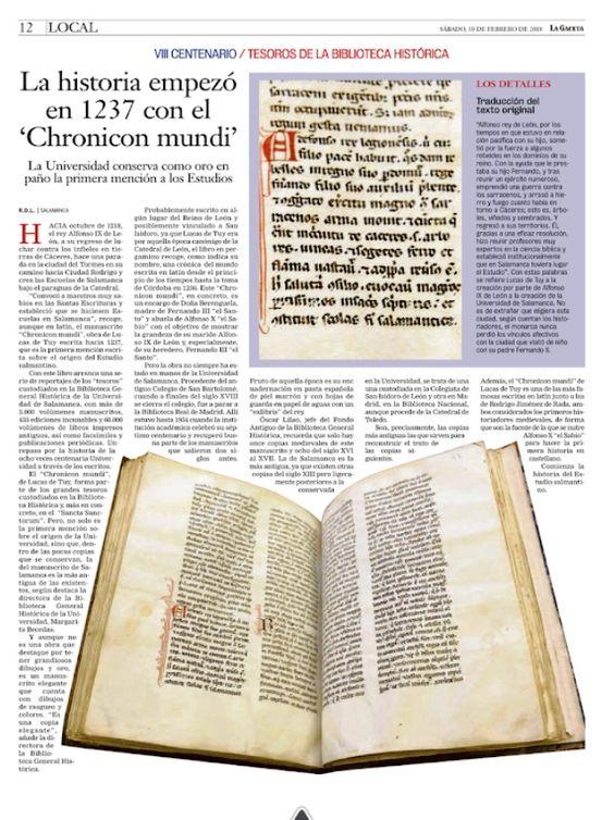 Chronicon Mundi