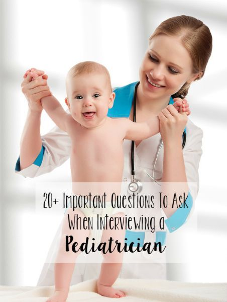 Checklist Questions To Ask the Pediatrician Youu0027re Considering - pediatrician job description