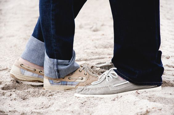 : Couple Beach, Engagement Pictures, Sperry S, Photo Ideas, Boat Shoes, Engagement Pics, Couple Pics, Beach Engagement Photos
