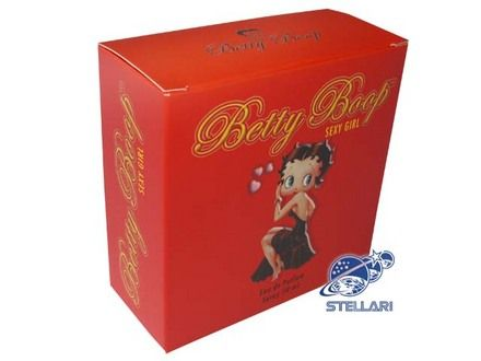 perfume betty boop | Perfume Sexy Girl Betty Boop - BTE2501-SG - São Paulo - Feminino ...