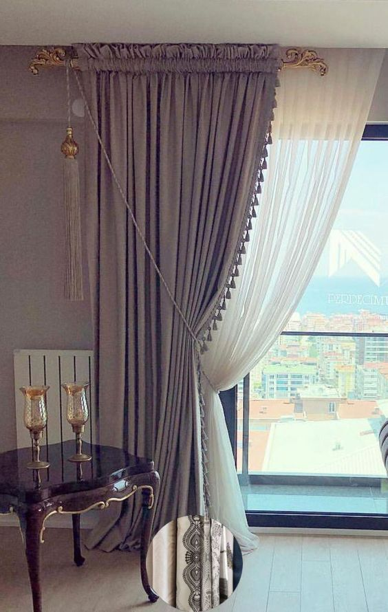Matching Furniture With Curtain Color Ideas In 2020 With Images