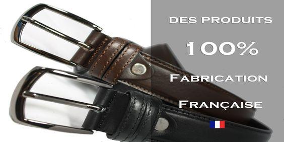 Notre boutique vous propose des ceintures 100% française. Retrouvez nos ceintures en cuir véritable de fabrication française ici : http://ceinture-et-moi.fr/17-ceinture-francaise
