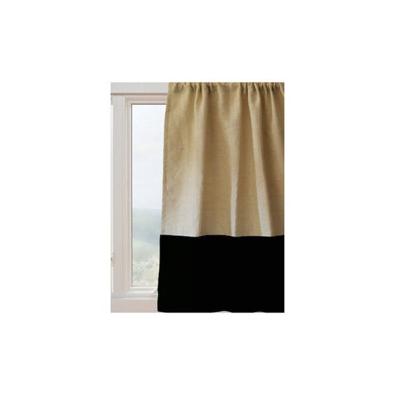 Curtains Ideas cream burlap curtains : Custom Listing for Burlap Curtain Panels with Cotton Lining Ivory ...