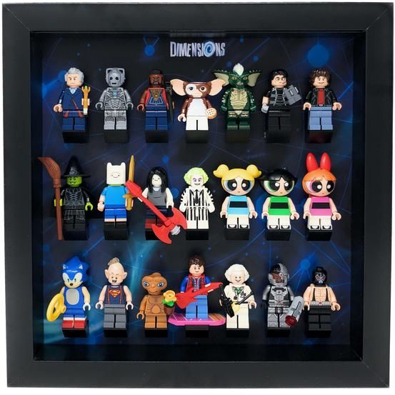LEGO ET Minifigure from Dimensions set