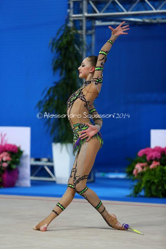 Maria Titova http://www.ginnastica-ritmica.eu/index.php/wcup-pesaro-2014