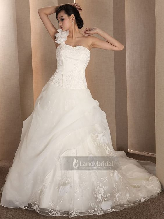 プリンセスライン ウエディングドレス 結婚式 0013503802