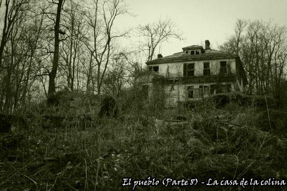 Capítulo 8 - La casa de la colina