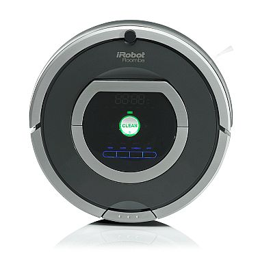 iRobot: Roomba Robots: iRobot Roomba® 780    If I get a raise I'm going to hire a housekeeper instead.