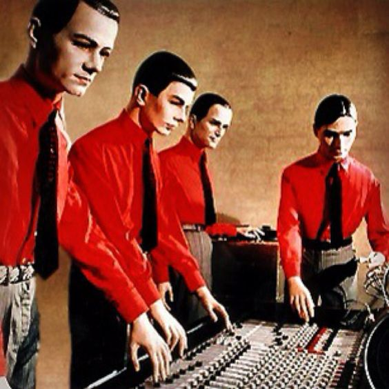 i loves me some kraftwerk