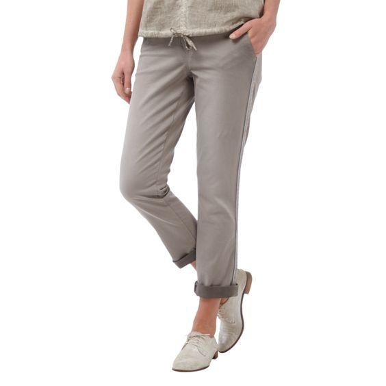 | #Cambio #Jeans im #Vintage #Look mit #Zierstreifen #für #Damen