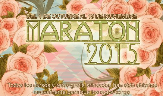 EN 15 DIAS COMIENZA NUESTRA MARATON 2015!!!!! Informate aqui http://creartemanualidades.forumr.net/t13812-en-15-dias-comienza-nuestra-maraton-2015#97260