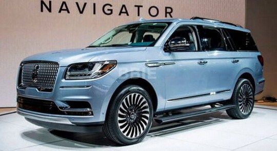 2020 Lincoln Navigator Price And Release Date