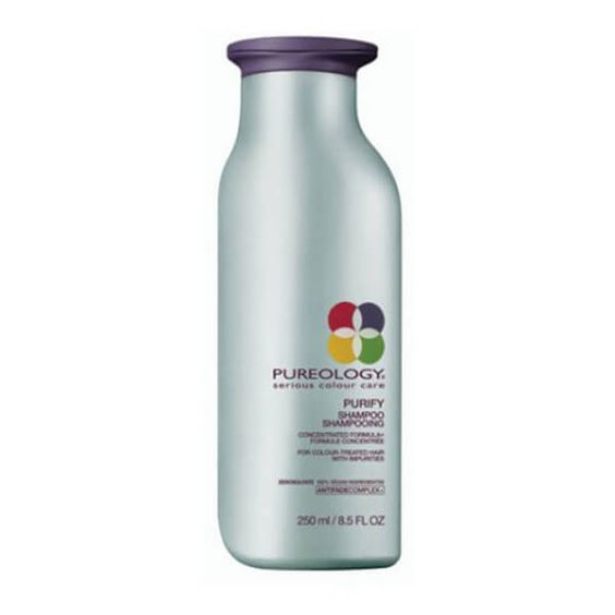 Pureology Purify Shampoo (250ml), good clarifying shampoo for swimmers.