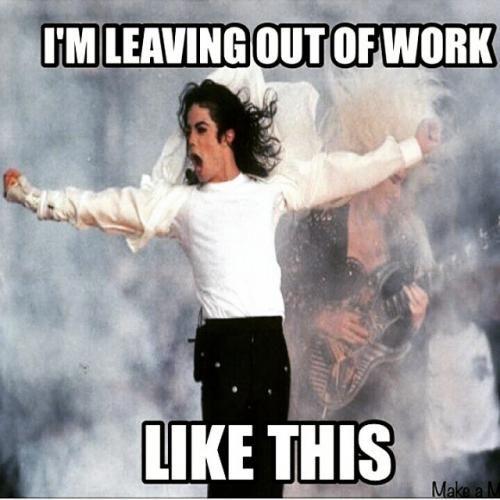 20 Leaving Work Meme For Wearied Employees Sayingimages Com Work Humor Leaving Work Meme Work Memes