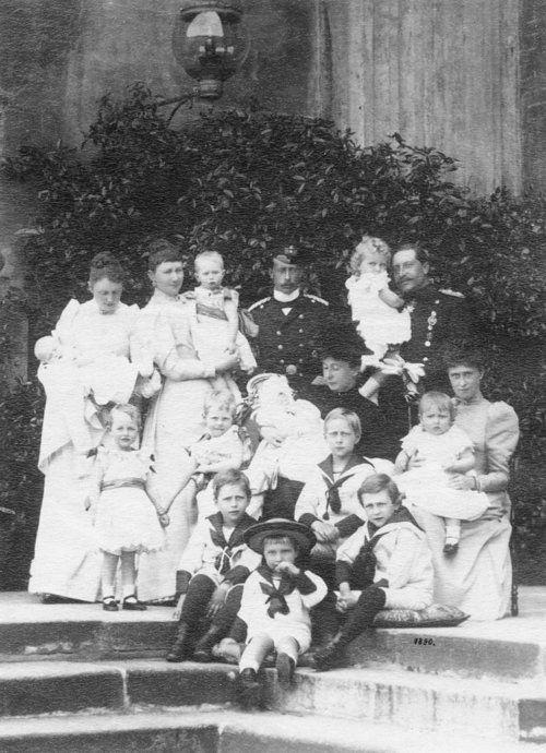 Hohenzollern Family