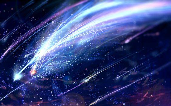 La cometa di Itomori   your name (kimi no na wa)